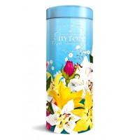 """Hyton Хайтон """"Голубой"""" 50г. чёрный чай Д: 7.5см., В: 18.5см. (Шри-Ланка Россия)"""