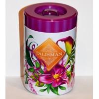 Talisman Талисман Букет 4.S чёрный чай 50г. В: 13см. Д: 8,5см. (Шри-Ланка Россия)