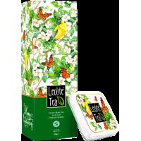 Leoste Tea (Леосте) Птицы 100г. чёрный крупнолистовой цейлонский чай В: 21см. (Шри-Ланка)