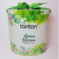 Tarlton (Тарлтон) Зелёный Рассвет 100г. зелёный с лепестками роз (Шри-Ланка)
