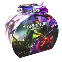 Gvendelin Гвенделин Кейс Цветы 100г. зелёный, цейлонский чай, картонная коробка (Шри-Ланка)